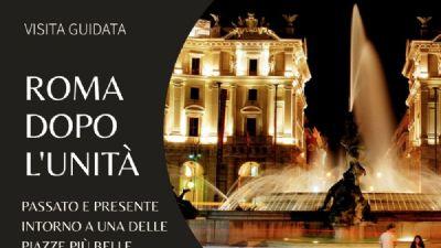 Visite guidate - Roma dopo l'Unità