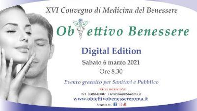 Appuntamenti virtuali - XVI Convegno Obiettivo Benessere