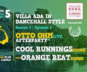 Concerti: Dancehall al Laghetto di Villa Ada