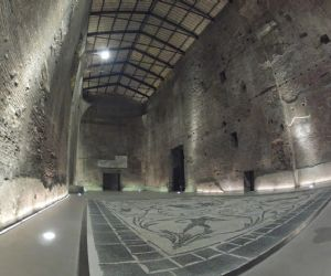 Le terme più estese di Roma