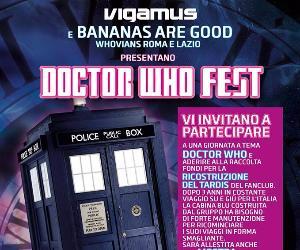 Altri eventi: Doctor Who Fest