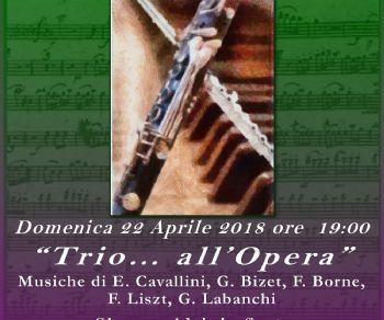 Musiche di E. Cavallini, G. Bizet, F. Borne,  F. Liszt, G. Labanchi