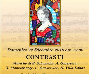 Concerti - Contrasti