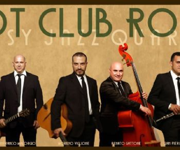 Concerti - Hot Club Roma in concerto