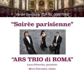 Concerti - Soirèe parisienne