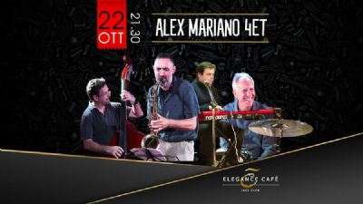 Locali - ALEX MARIANO 4ET