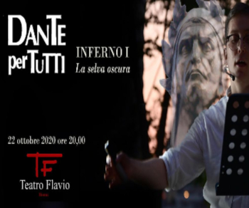 Rassegne - Dante per tutti. Inferno I