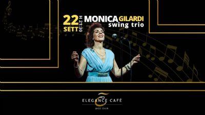 Concerti - Monica Gilardi Swing Trio