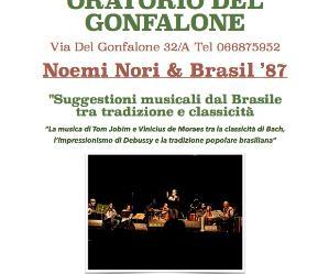 Concerti - Noemi Nori & Brasil '87