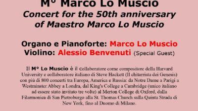 Concerti - Concerto di Pianoforte, Organo e Violino