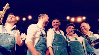 Concerti - SWING SWING SWING: Mama'Sway in concerto