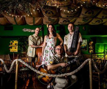 Concerti - Waikiki Leaks presentano Swing Lau