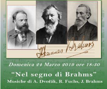 Concerti - Nel segno di Brahms