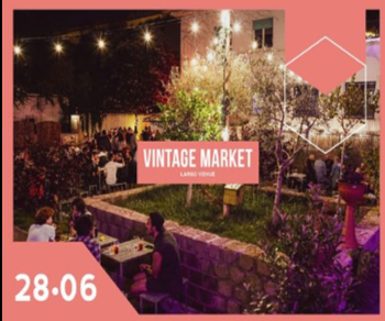 Altri eventi: Vintage Market. We're back