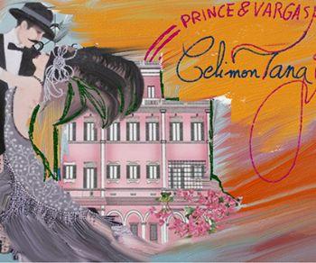 L'appuntamento con il tango a Village Celimontana