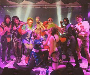Locali: Bim Bum Band in concerto