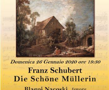 """Concerti - Franz Schubert """"Die Schöne Müllerin"""""""