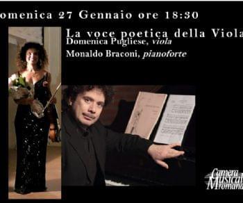 Concerti - La poetica della viola