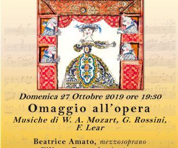Concerti - Omaggio all'Opera