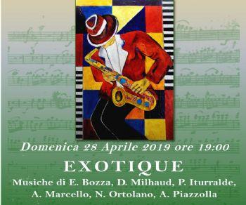 Concerti - Exotique