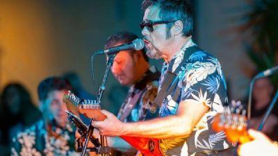 Concerti - Greg Ogny Luneday: Greg & the Rockin' Revenge