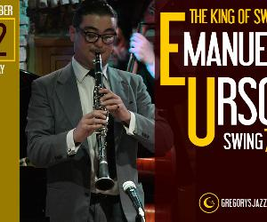 "Concerti: ""The King of Swing"" and his Septet"