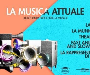 Concerti - La Musica Attuale