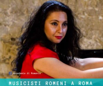 Concerti - Musicisti romeni a Roma