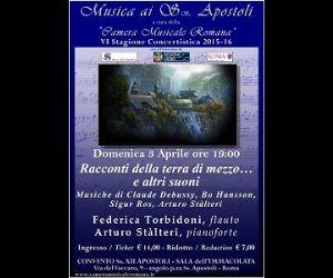 Un concerto che invita a viaggiare nella Terra di Mezzo e nei territori dell'inverno
