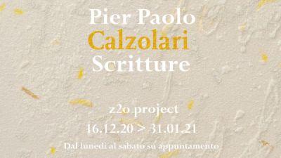 Gallerie - z2o Project - Pier Paolo Calzolari