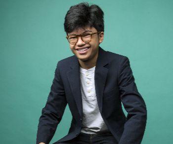 Unica data in Italia per il pianista indonesiano quindicenne