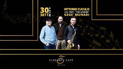Concerti - Vittorio Cuculo Trio