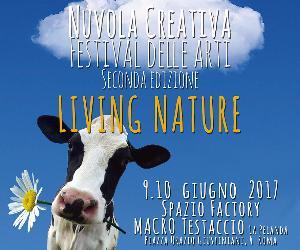 Festival - Nuvola Creativa Festival delle Arti. Living Nature