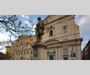 Visite guidate - Sulle tracce di san Filippo Neri e il trionfo del Barocco romano: SANTA MARIA IN VALLICELLA (Chiesa Nuova)