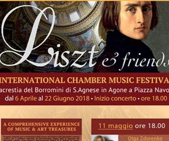 Festival - Liszt & friends 2018