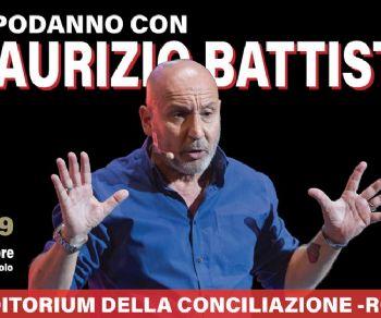 Spettacoli - Maurizio Battista... Buon anno a tutti