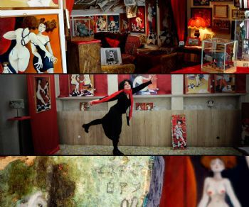 Mostre - Apertura Studio Arte Viola