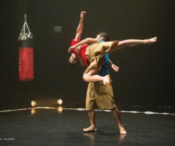 Spettacoli: Corpo a Corpo della Compagnia Zappalà Danza