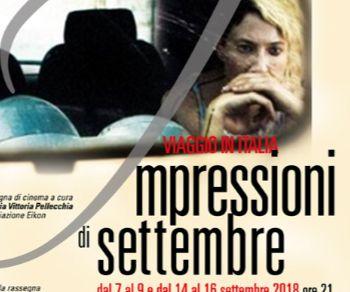 Viaggio in Italia - rassegna di cinema