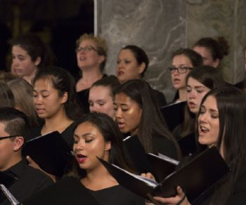 Concerti - Colorado State University Choir in concerto