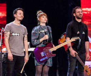 """Il terzetto elettro-rock romano presenterà il nuovo disco """"Gold People"""""""