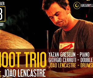 Locali: MOOT TRIO feat. Joao Lencastre