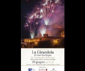 """Mostre: La Girandola di Castel Sant'Angelo - La """"maraviglia del tempo"""""""