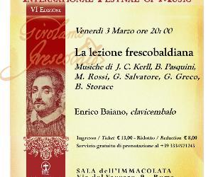 Concerti: La lezione frescobaldiana