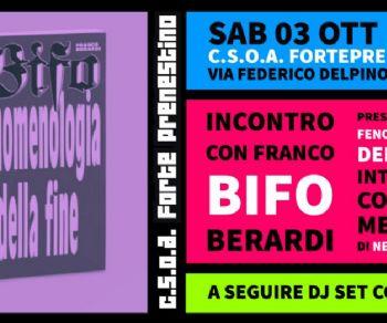 Libri - FENOMENOLOGIA DELLA FINE