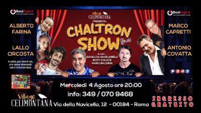 Concerti - The Chaltron Show