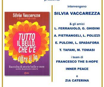 Presentazione del libro di Silvia Vaccarezza