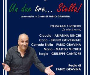 commedia in 2 atti scritta e diretta da Fabio Gravina