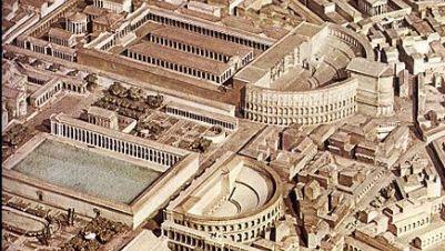 Visite guidate - I Teatri della Roma Antica