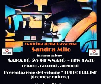 """Serate - Rassegna Artistico culturale """"NOTTI FELLINIANE"""""""